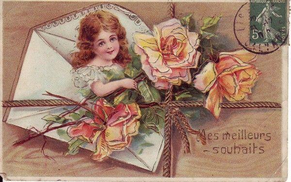 Anciennes cartes de Bonne Année - Page 2 05546973