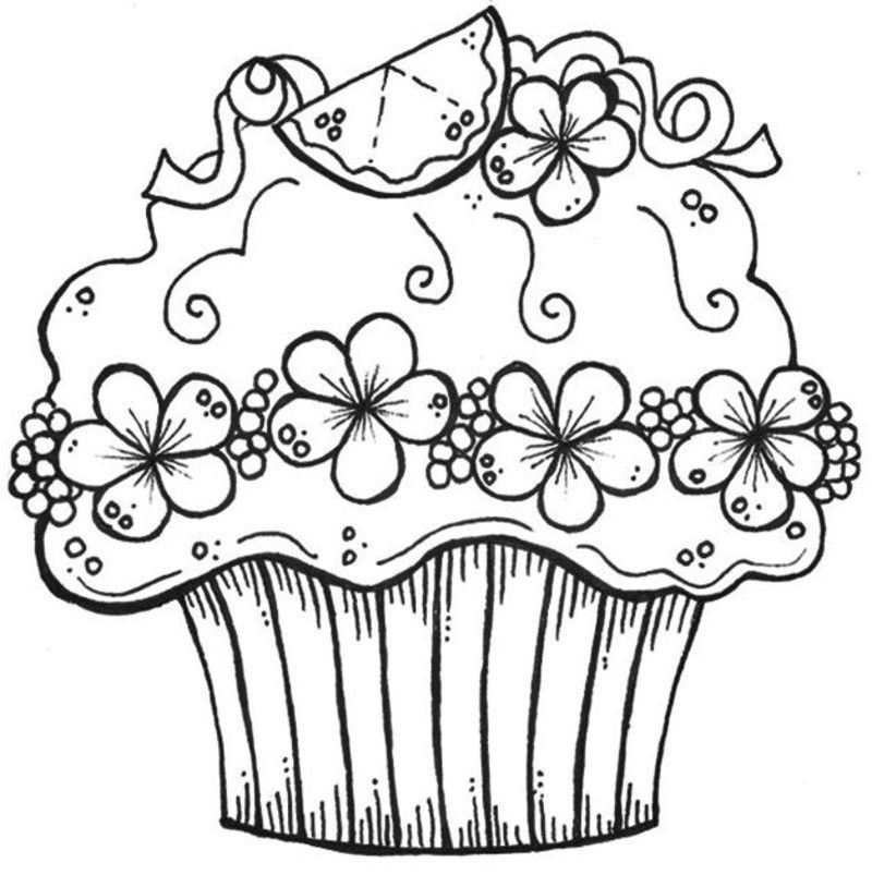 free coloring pages of large bakery Bakery Coloring Pages  Baked Goods Coloring Pages