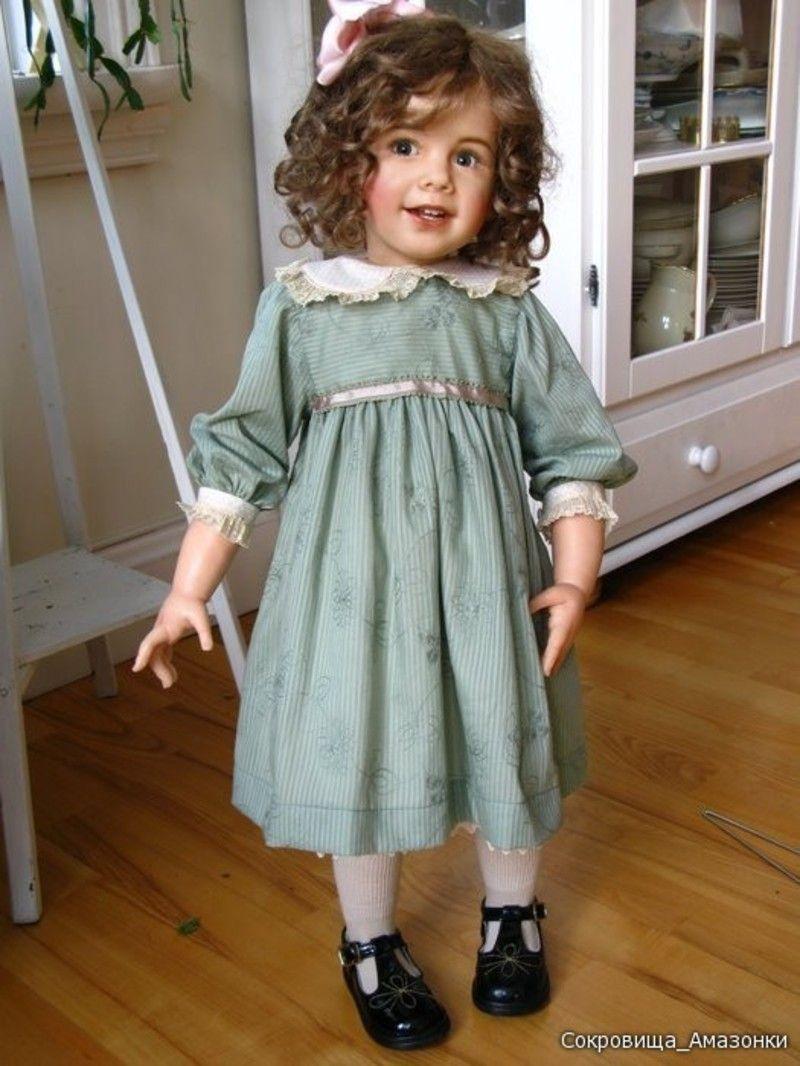 Куклы похожие на детей фото цена