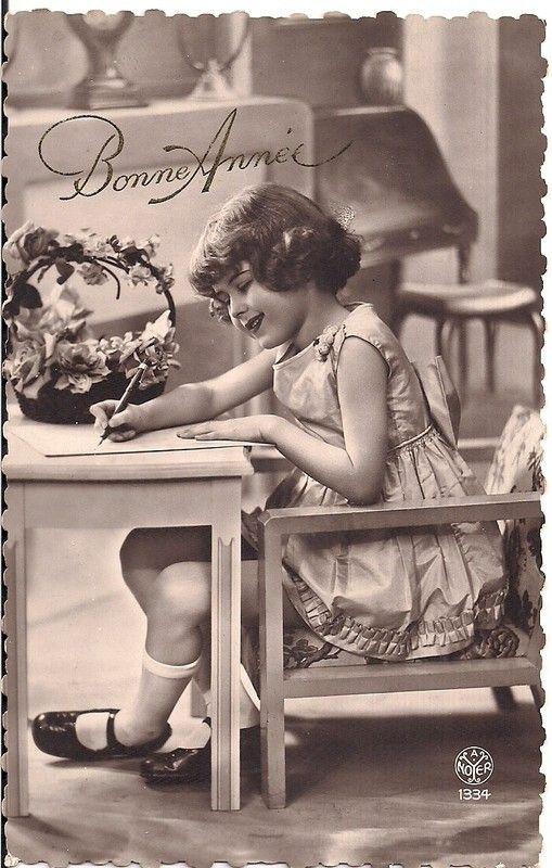 Anciennes cartes de Bonne Année - Page 2 21597341