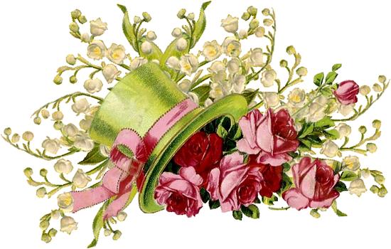 gifs fleurs et nature