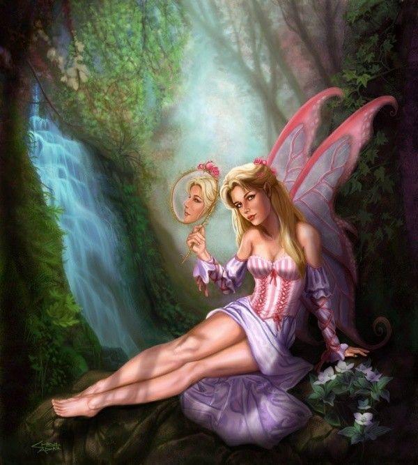 Les elfes, les anges ... 26d46fbe