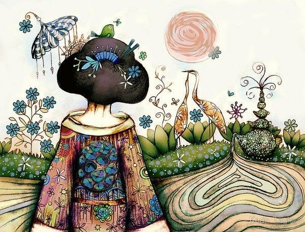 superbes illustr.de Karin taylor