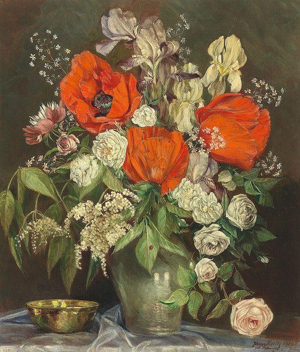 vase de fleurs hamdibey