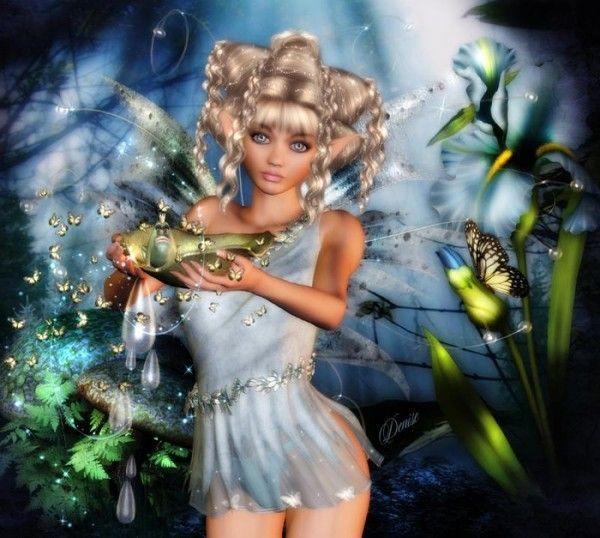 Les elfes, les anges ... 4dab28d4