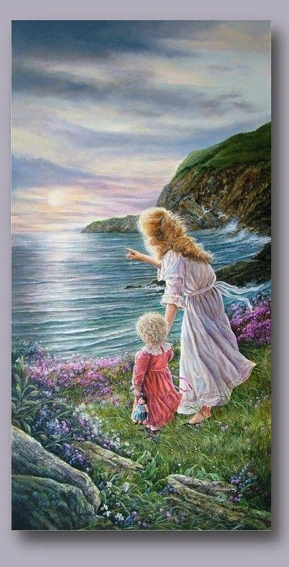 l'enfant et la mère