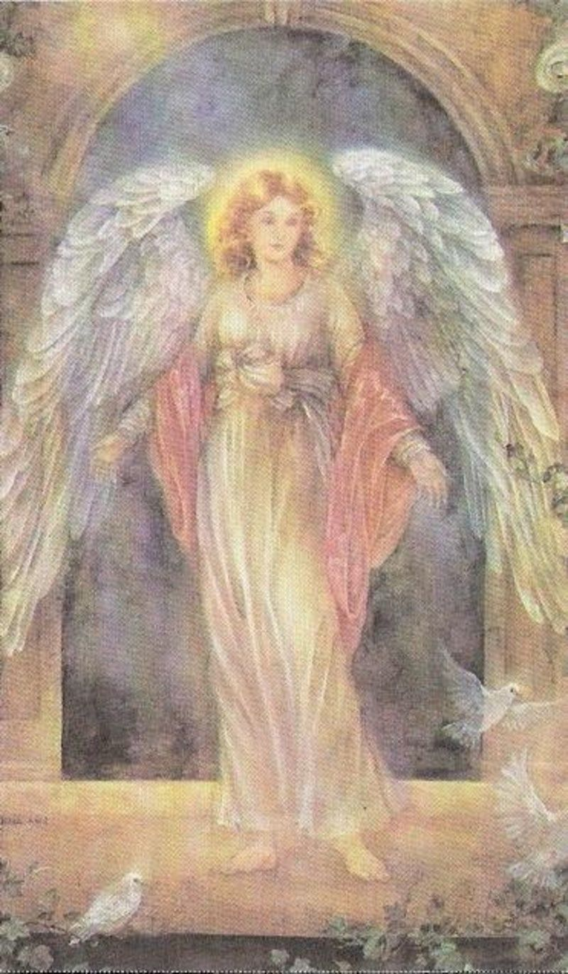 Имя связанное с ангелом
