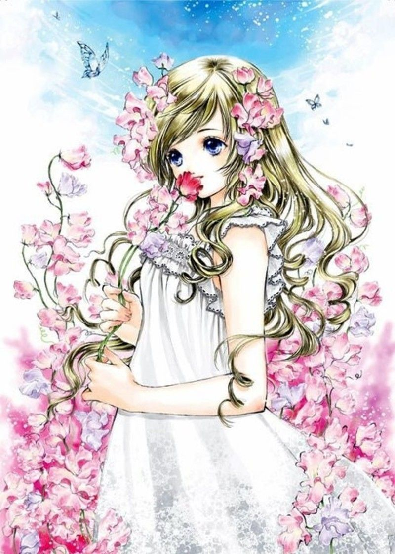 Top belles images mangas MI51