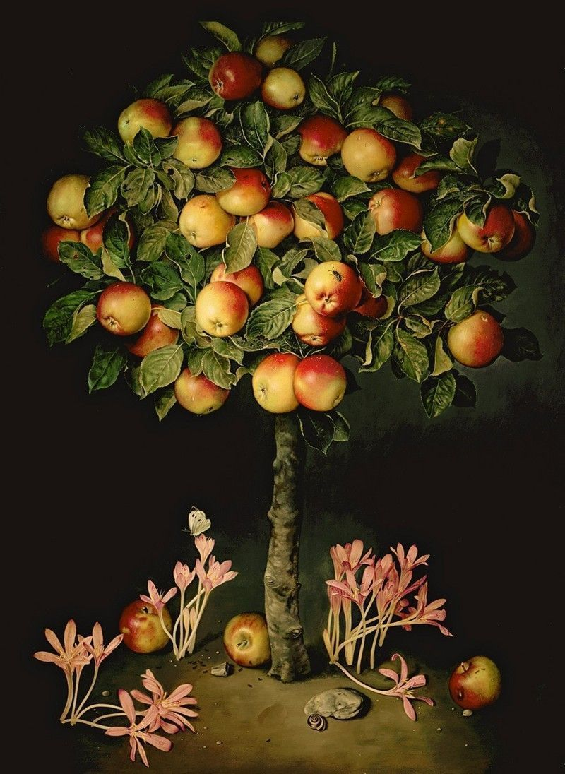 APPLE-TREE-WITH-CROCUSES-114x81-cms-Oil-on-canvas-1996.jpg