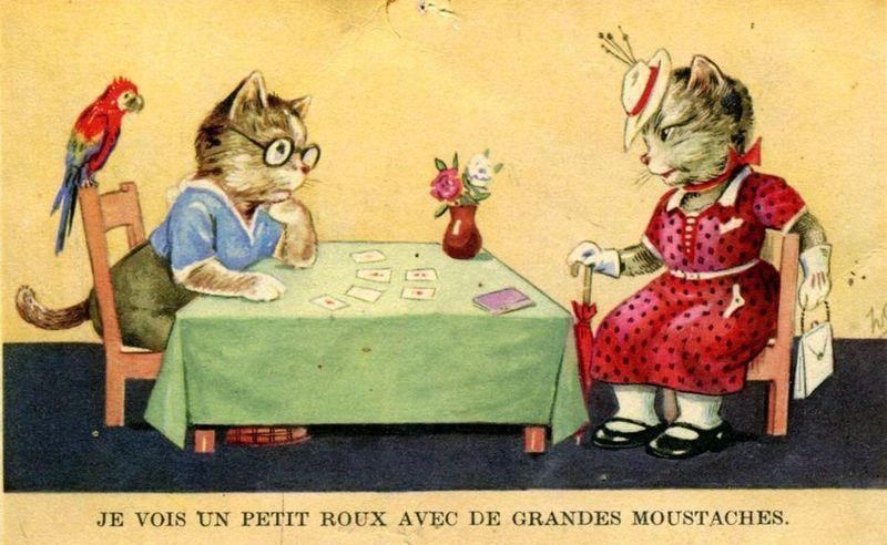 """"""" Prénom à Féter et Ephémérides du Jour """" - Page 22 JE-VOIS-UN-PETIT-ROUX-AVEC-GRANDES-MOUSTACHES"""