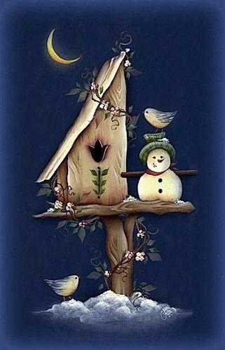 MIL1006_birdhouse_snowman