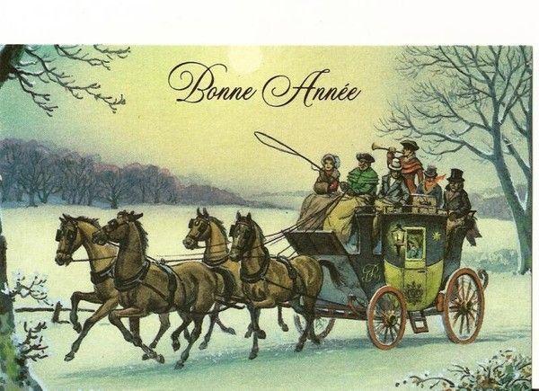 Anciennes cartes de Bonne Année - Page 2 A533985f