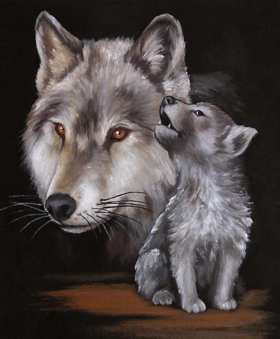 Loup ( on dirait quil rit !! ) | Garou, Loup