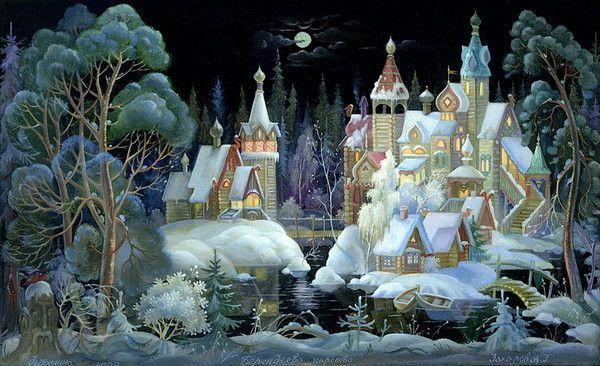 русско народные сказки картинки