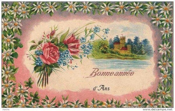 Anciennes cartes de Bonne Année - Page 2 Ae21d7c5