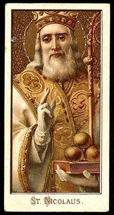 Fête Saint Nicolas