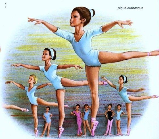 порно балет фото