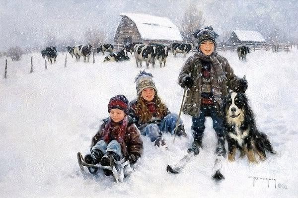 saison : hiver