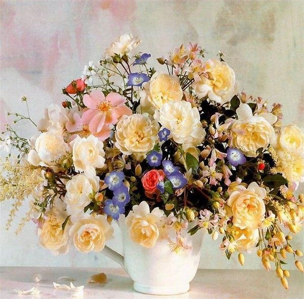 vase à fleurs
