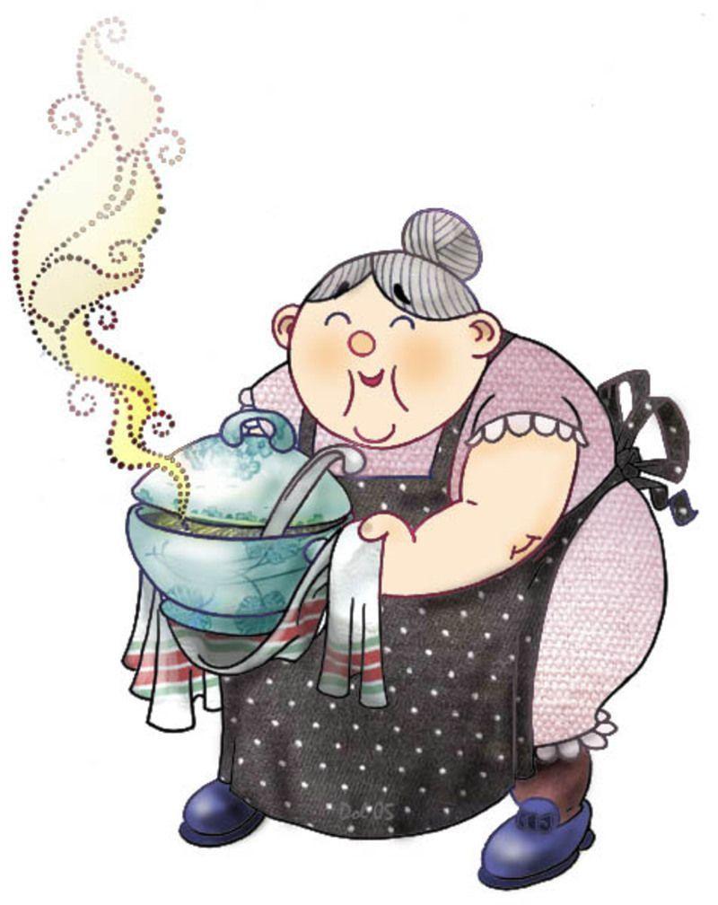 """Résultat de recherche d'images pour """"gif grand mère cuisine"""""""