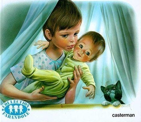 belles images enfantines - illustrations