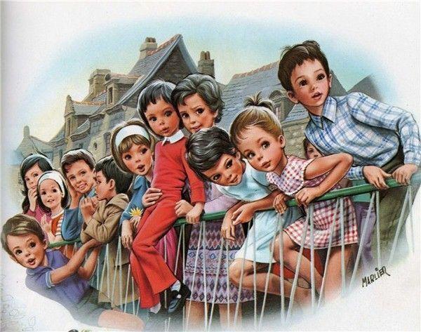 Martine mon livre enfance page 3 - Martine dessin ...