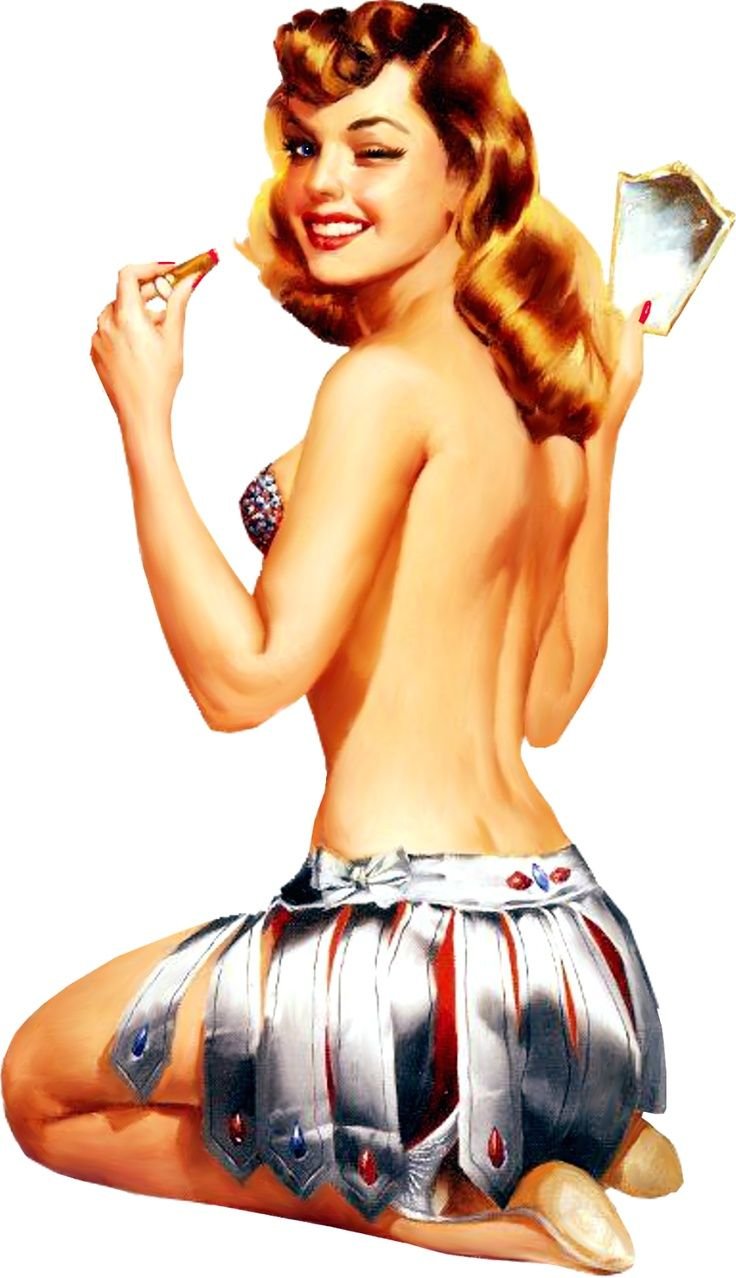 Belles Images Pin Up