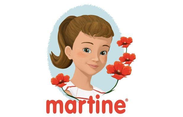 La nouvelle rubrique des copinautes page 7 - Martine dessin ...