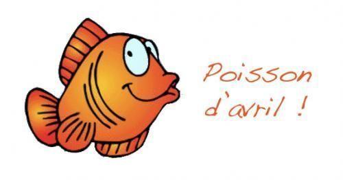 Poisson d 39 avril - Poisson marrant ...